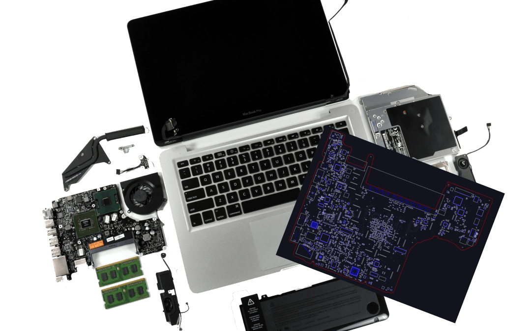 Mac Book Logic Board Repair